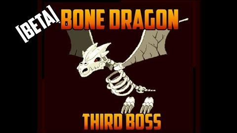 Starbound - Bone Dragon boss kill Beta