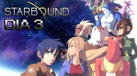 STARBOUND Dia 3 Nuevo Parche, Final Boss y Próximo planeta D