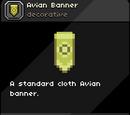 Avian Banner
