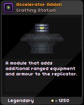 Accelerator Addon Infobox
