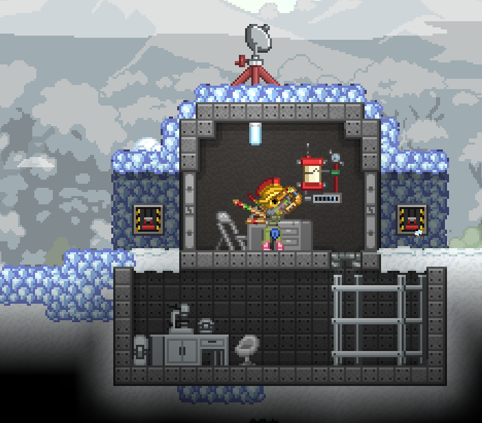 USCM Monitoring Station | Starbound Wiki | FANDOM powered by