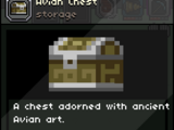 Avian Chest