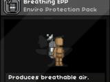 Breathing EPP