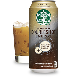 Starbucks Doubleshot Energy Vanilla Drink Starbucks Wiki