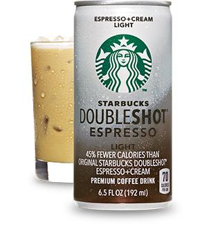 Starbucks Doubleshot Light Espresso Drink Starbucks Wiki