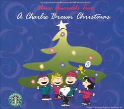 Charlie Brown Christmas Soundtrack.A Charlie Brown Christmas Starbucks Wiki Fandom Powered