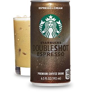 Starbucks Doubleshot Espresso Drink Starbucks Wiki