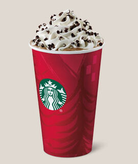 Starbucks Peppermint Mocha