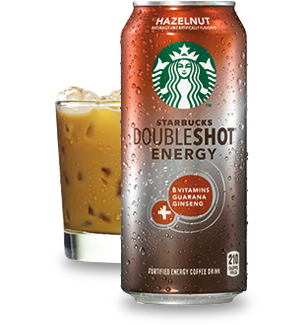 Starbucks Doubleshot Energy Hazelnut Drink Starbucks Wiki