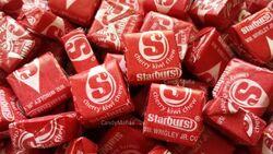 Cherry Kiwi Starbursts