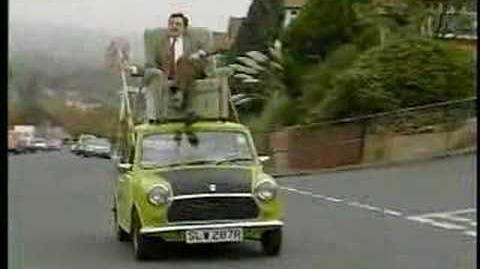 Mr. Bean Video - Mr