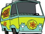 The Mystery Machine
