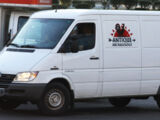 The American Pickers Van