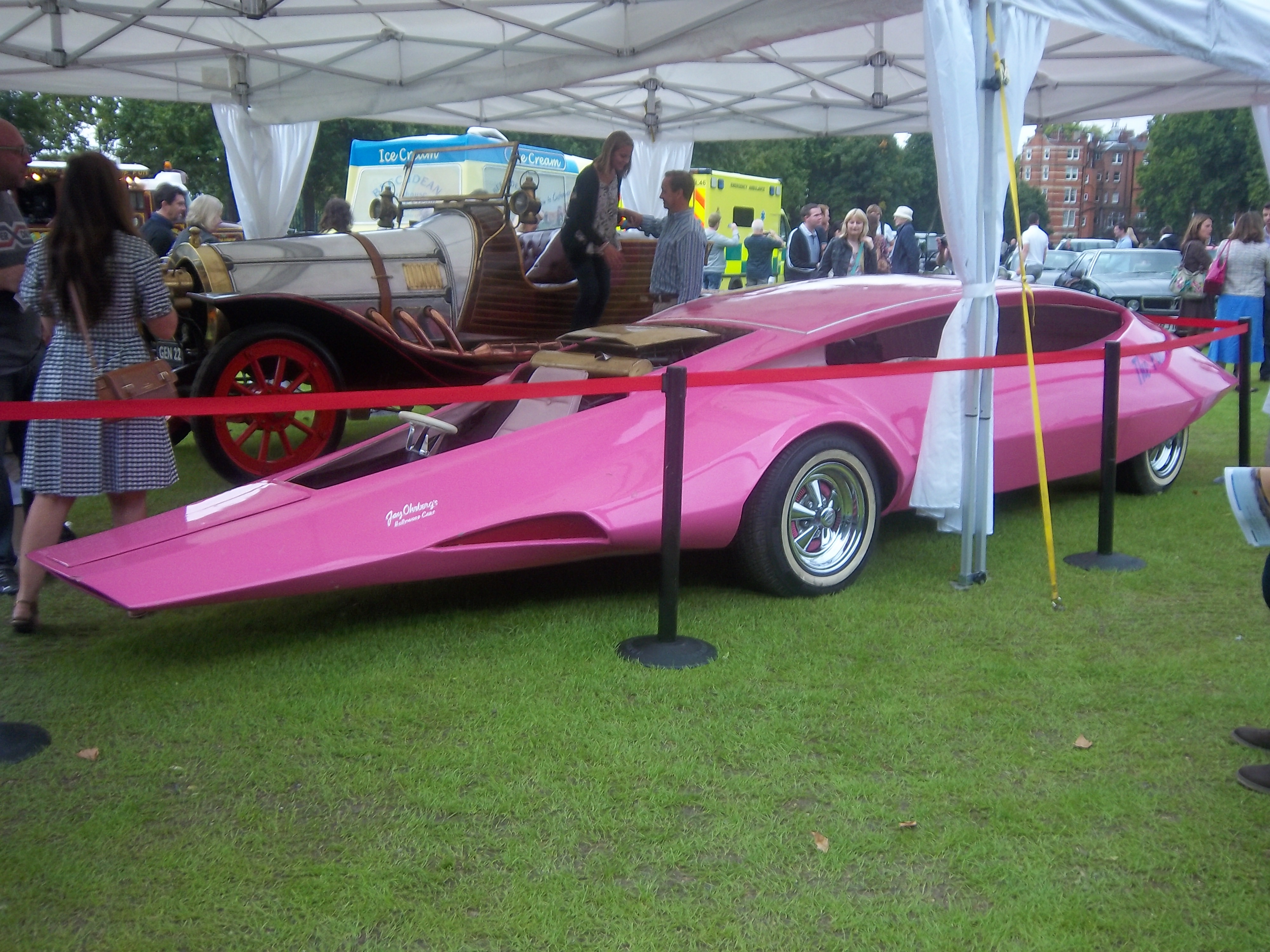 Pink Panther Car | Star cars Wiki | FANDOM powered by Wikia