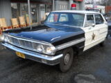 The Andy Griffith Show Squad Car