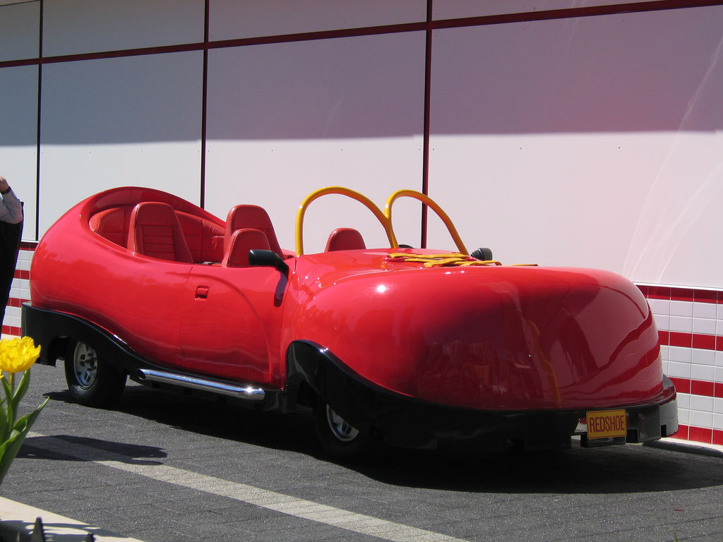 Ronald McDonald\'s Shoe Car | Star cars Wiki | FANDOM powered by Wikia