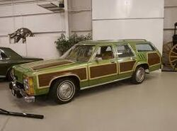 National Lampoon's Family Truckster