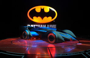 Batmobile 2011 Batman Live 04
