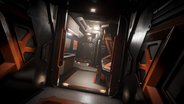 Mustang Beta Rework Interior 01