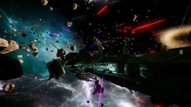 Star Citizen - Early work in progress - AI Combat