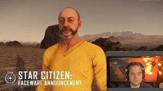 Star Citizen Faceware Announcement