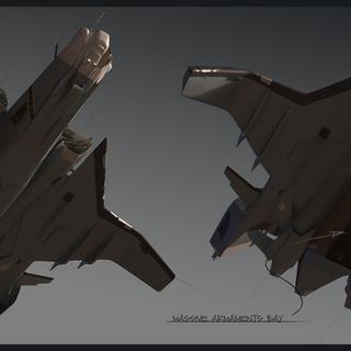 Gladiator - torpedo bay