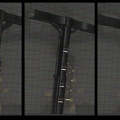 Hangar Center Beams (Concept)