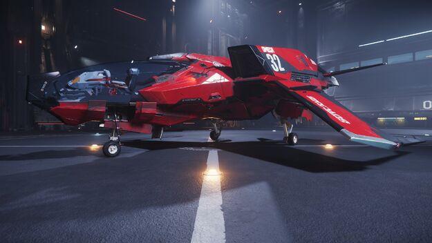 Mustang Omega 3 3 5 teasa-spaceport