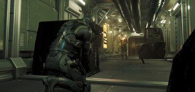 ミッションFPS戦闘01