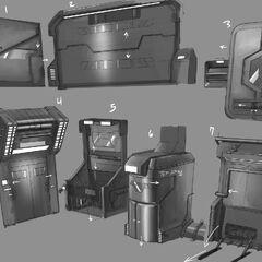 Hangar Doors (Concept)
