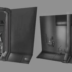 Hangar Walls (Concept)