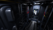 011 Vanguard Warden aft compartment