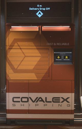 COVALEX BOX 003