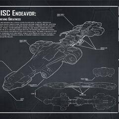 Blueprint - The Endeavor Base