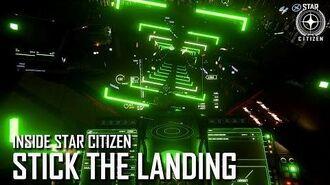 Inside Star Citizen Stick the Landing Spring 2020