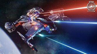 Star Citizen Drake Cutlass Blue