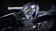 06 Vanguard Warden turret seat