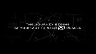 Star Citizen - RSI Constellation Fly-Around