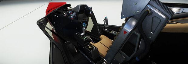 Omega-Cockpit