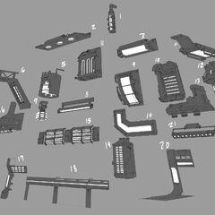 Hangar Lights (Concept)