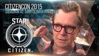 Squadron 42 - Gary Oldman Interview