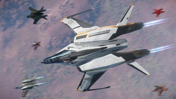 Mustang Alpha Vindicator 01