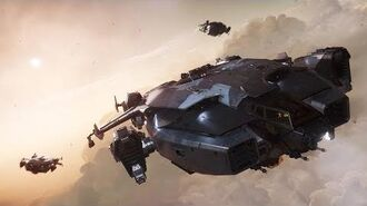 Star Citizen Anvil Aerospace - Valkyrie 2948