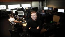 Chris Roberts - studio (1)