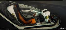 Cockpit ingame