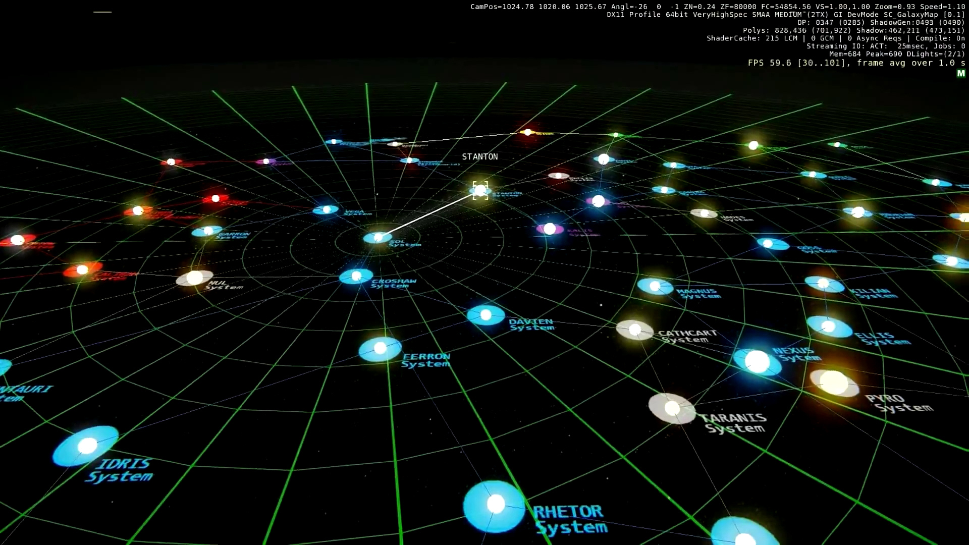 Star Map Star Citizen Wiki Fandom Powered By Wikia