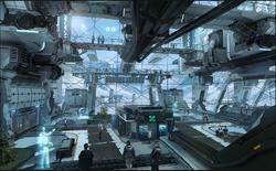 New Babbage - Concept art (1)
