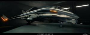 Avenger wip f