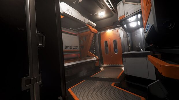 Mustang Beta Rework Interior 02