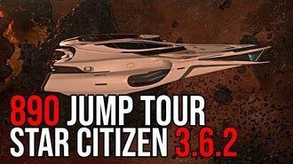 890 Jump Tour
